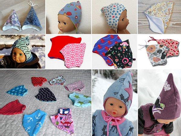 Mütze Neugeborene Größe