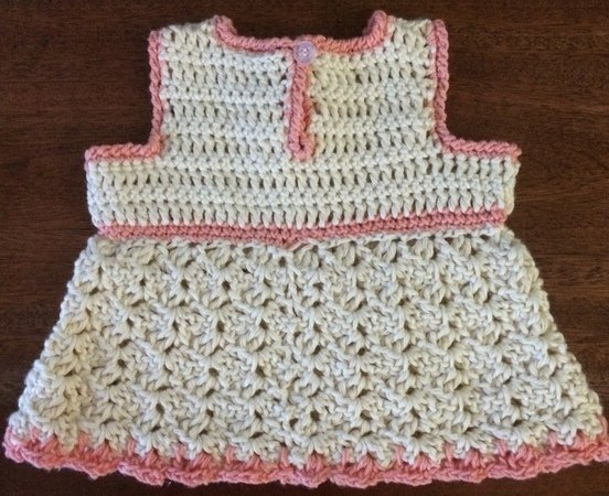 f79fc28a7c2a Crochet Baby Girl Layette Pattern