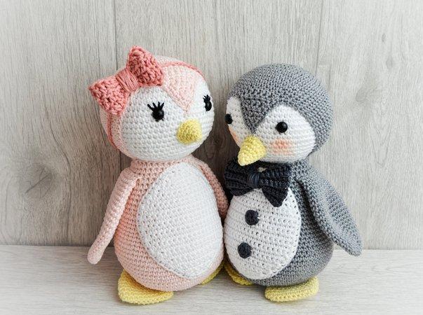Pinguin Familie Pdf Anleitung