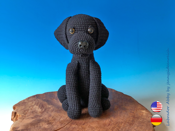Best Amigurumi Dog Crochet Free Patterns (With images) | Crochet ... | 450x600