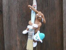 "Oster Pinsel-Hase ""Shabby"""