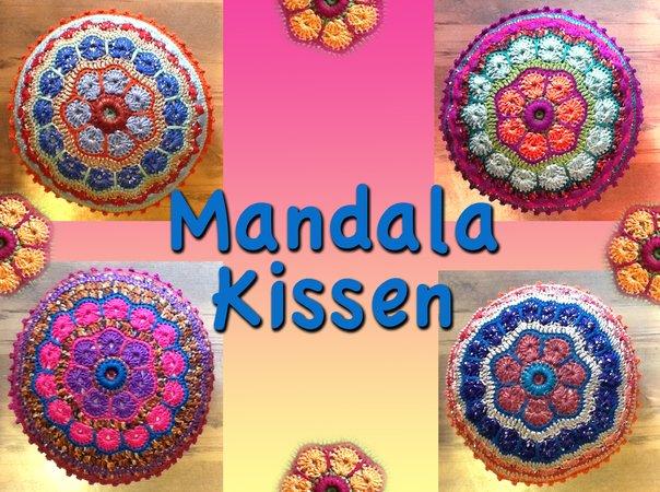 Mandala Kissen