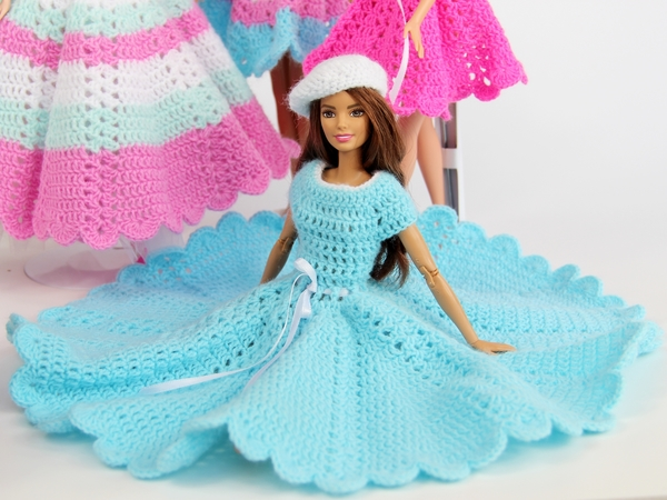 Crochet Patterns Doll Clothes Collection Swing