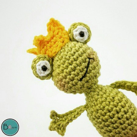 Frosch Häkeln Schlüsselanhänger Häkeln