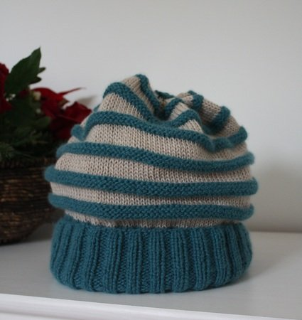 Yahriel - Hat Beanie for Adults Girls Women - Beginner - Knitting Pattern