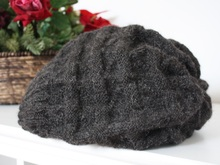 Sharhiel - Hat Beanie for Adults Men - Beginner- Knitting Pattern