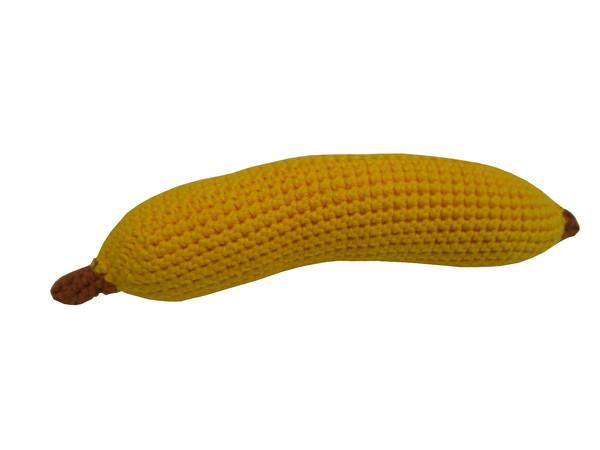 Banane Häkeln Deko Frucht Spielzeug