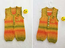 Sunshine Smilie Play Suit