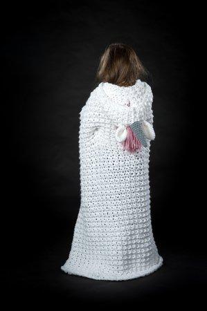 Magical Einhorndecke Für Alle Größen Häkeln Einhorn Decke