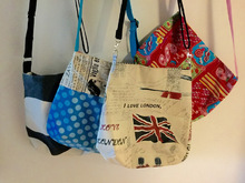 Easy peasy tote / bag with options for beginners