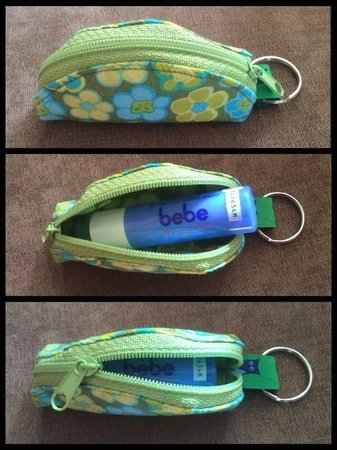 eBook tiny keychain case fast + easy with pattern