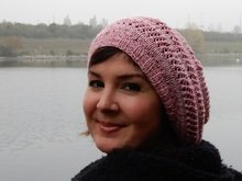 "Slouch Hat Knitting Pattern ""Oidaa"""