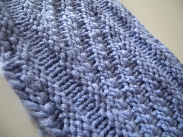 "Infinity Scarf Knitting Pattern ""Arctic Calling"""