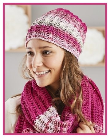 Schal und Mütze \