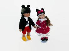 Mickey & Minnie Mouse Doll Clothes