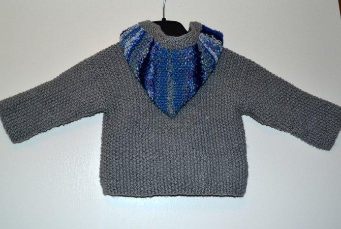 Kinderjacken stricken leicht gemacht | Crazypatterns.net