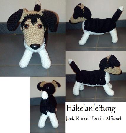 Jack Russel Terrier Mäusel