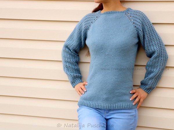 Kuschelige Pullover Häkeln Crazypatterns Zeigt Wie Es Geht