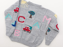 "Strickanleitung Kinderpullover ""Ideal"" 757034"