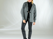 "Strickanleitung Damenjacke ""Sporty"" 757008"