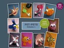 10 little animals, Pet-Pets, Volume 1, Upcycling