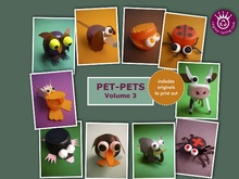 10 little animals, Pet-Pets, Volume 3, Upcycling