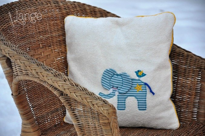 Appliziervorlage Elefant E Book Mit Nähschule Applizieren