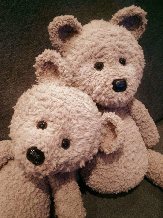 Häkelanleitung kleiner Bär Teddybär Teddy PDF Amigurumi