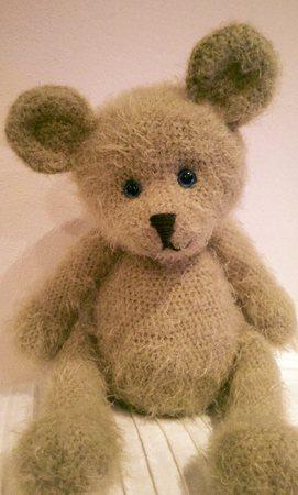 Großer Teddy 40 Cm Bär Häkelanleitung Pdf Teddybär Amigurumi Kuscheltier