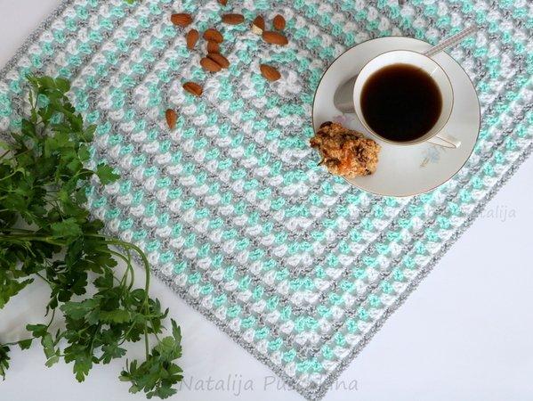 Mitteldecke Im Granny Style Einfache Muster Für Schöne Alltags