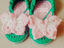 Crochet Pattern summer sandals, girls, toddlers Summer shoes,  girl shoes crochet, Size Age 2YO up to 5YO