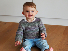 "Strickanleitung Kinderpullover ""Messina"" 757244"