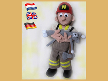 Fire Fighter Tom