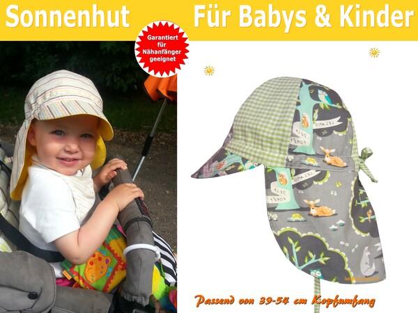Babyausstattung & Babykleider selbst nähen: Crazypatterns hilft!