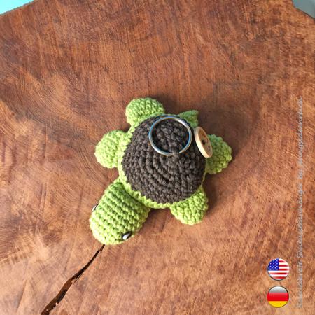 how to crochet Ladybug - YouTube | 450x450