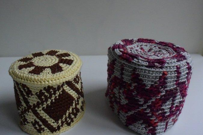 Tapestry häkeln +++ Grundkurs mit Video