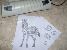 Make your own stencils
