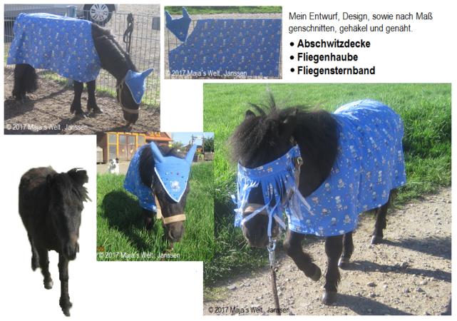 Näh Und Häkeanleitung Pony Und Pferdeset