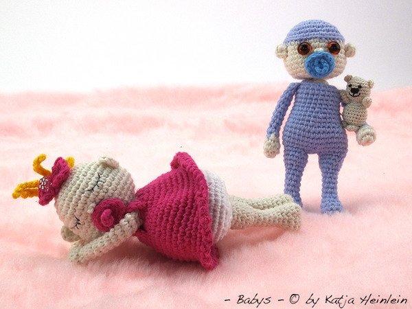 Baby Anleitung häkeln Säugling Geburt ebook Kind