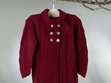 "Strickanleitung Kinderlongjacke ""Ideal"" 756036"