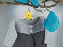 "Strickanleitung Kinderjacke ""Ideal"" 756023"