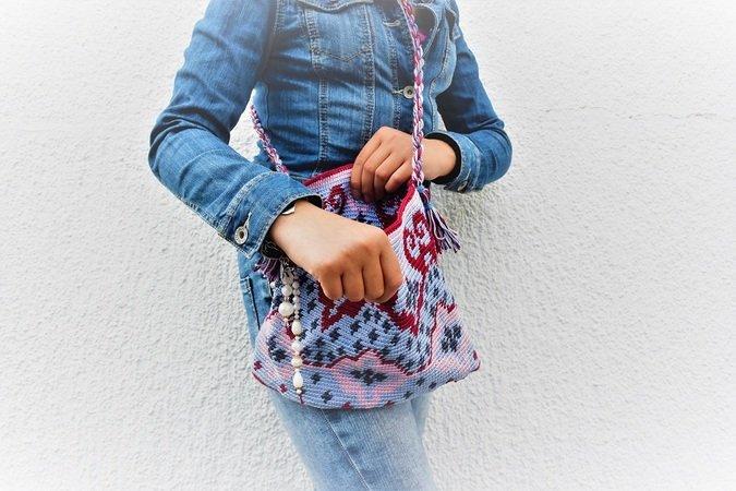 Tapestry, zauberhafte Tasche häkeln