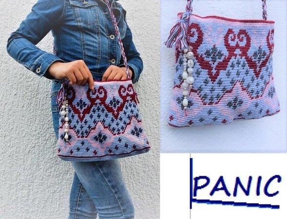 Tapestry Zauberhafte Tasche Häkeln