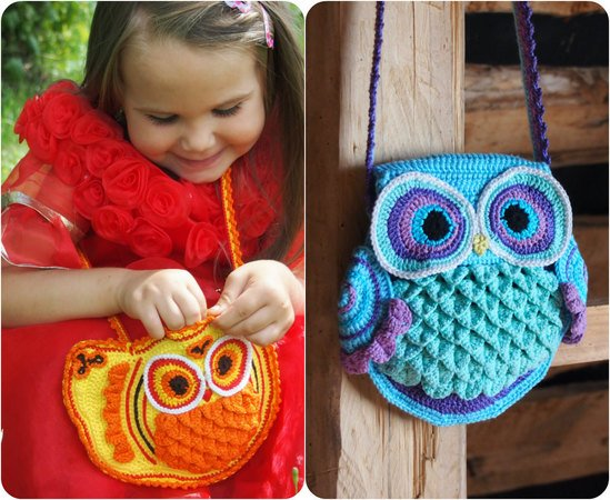 2 Owl Bags - Design Discount Package