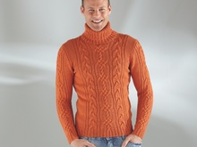 "Strickanleitung Herrenpullover ""Ideal"" 755088"