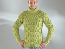"Strickanleitung Herrenpullover ""Sporty"" 755099"