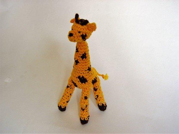 Ihre Neue Bff Amigurumi Giraffe Häkeln Athletbook