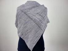 "Knitting pattern shawl ""Zaphira"""