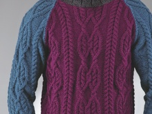 "Strickanleitung Herrenpullover ""Sporty"" 754111"