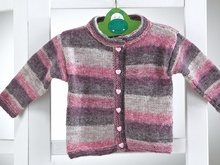 "Strickanleitung Kinderjacke ""Capri Color"" 754204"